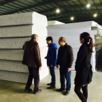ayvaz-yalitim-teknolojileri-san-tic-a-s-visited-sinoyqx-for-melamine-foam-agency-in-turkey-3