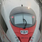 Russia's First High Speed Train Will Be Broke Ground in 2018